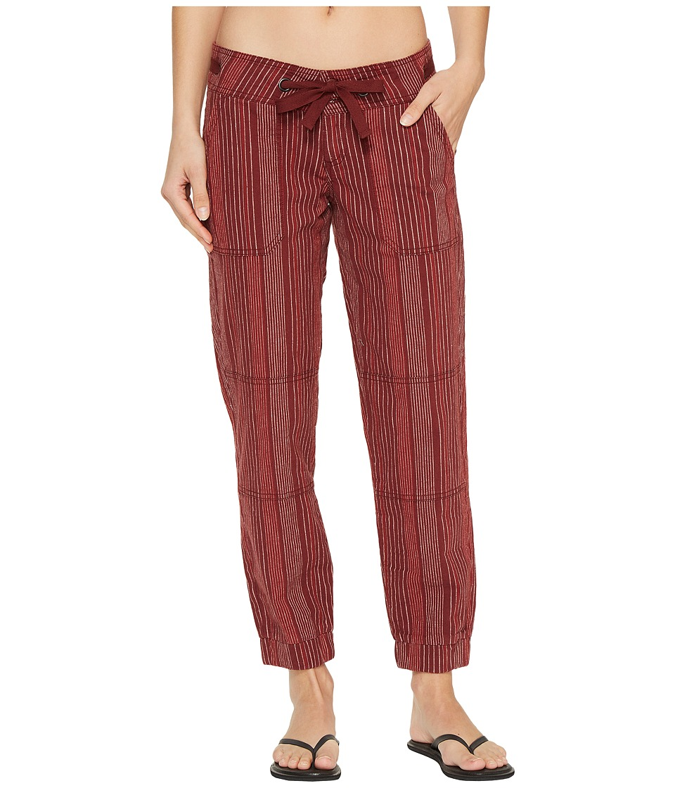 Prana - Steph Jogger (Raisin) Women's Casual Pants