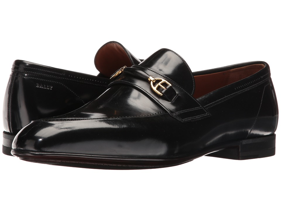 Bally - Carew (Black) Men's Shoes