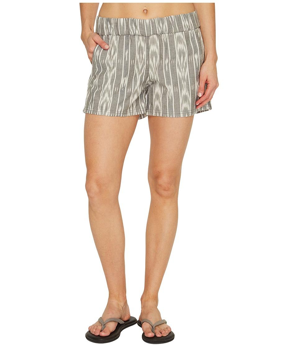 Prana - Reba Shorts (Gravel) Women's Shorts