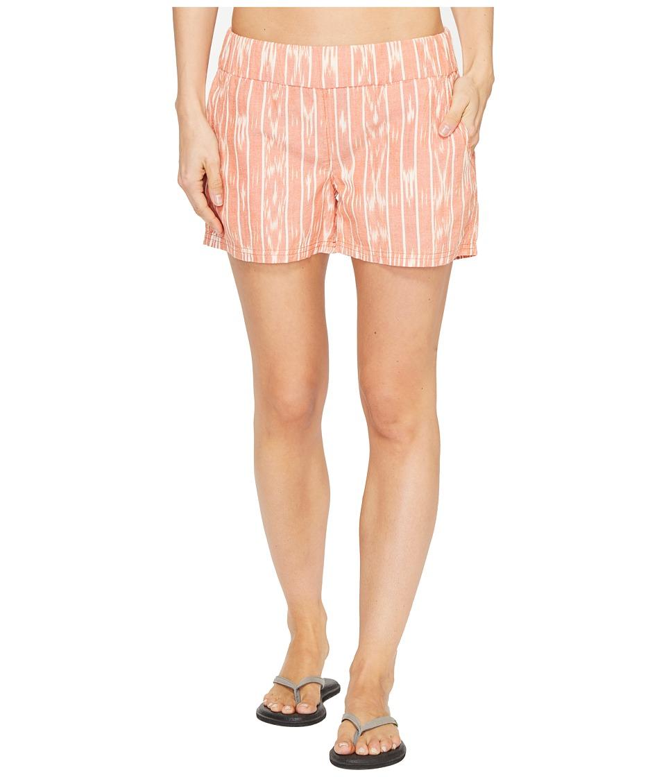 Prana - Reba Shorts (Koi) Women's Shorts