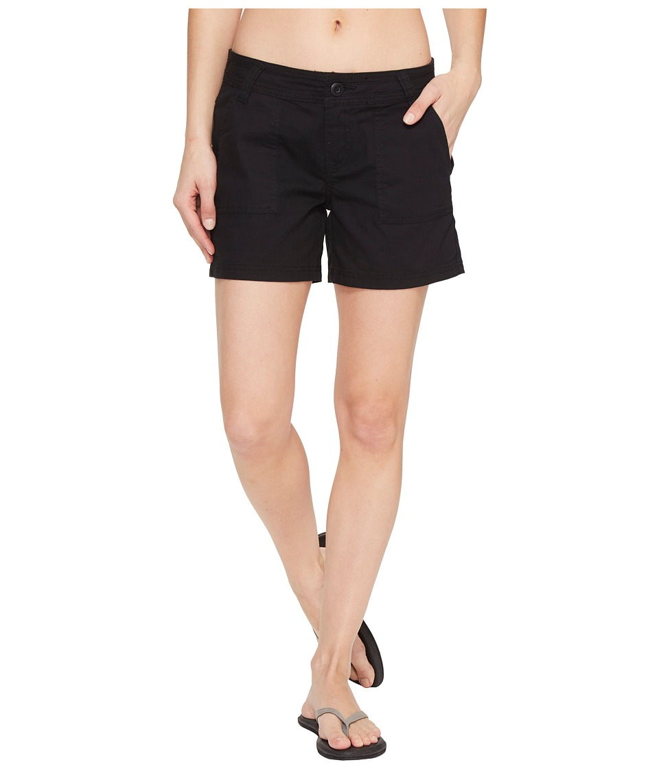 Prana - Tess Short (Black) Women's Shorts