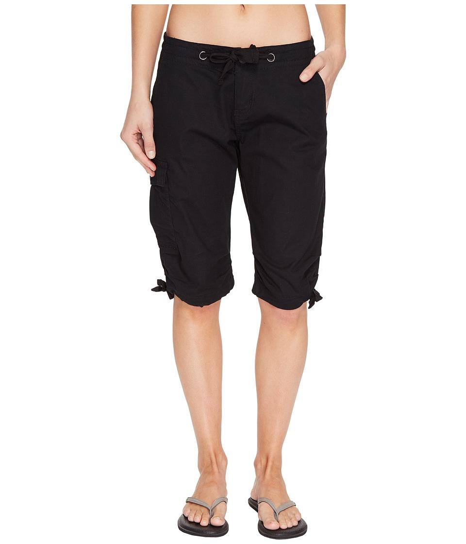 Prana - Emma Knicker (Black) Women's Shorts