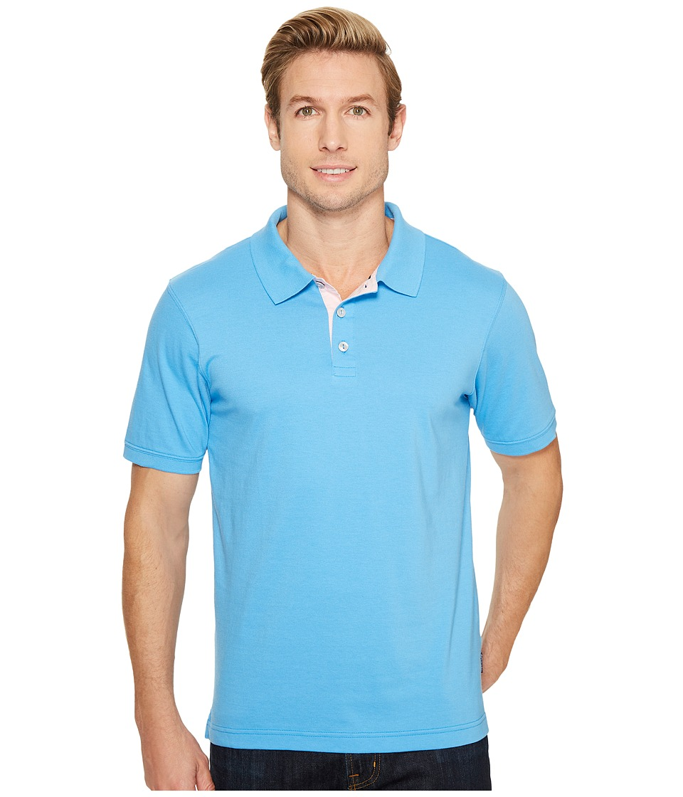 Columbia - Harborside Slim Fit Polo (Yacht) Men's Short Sleeve Pullover