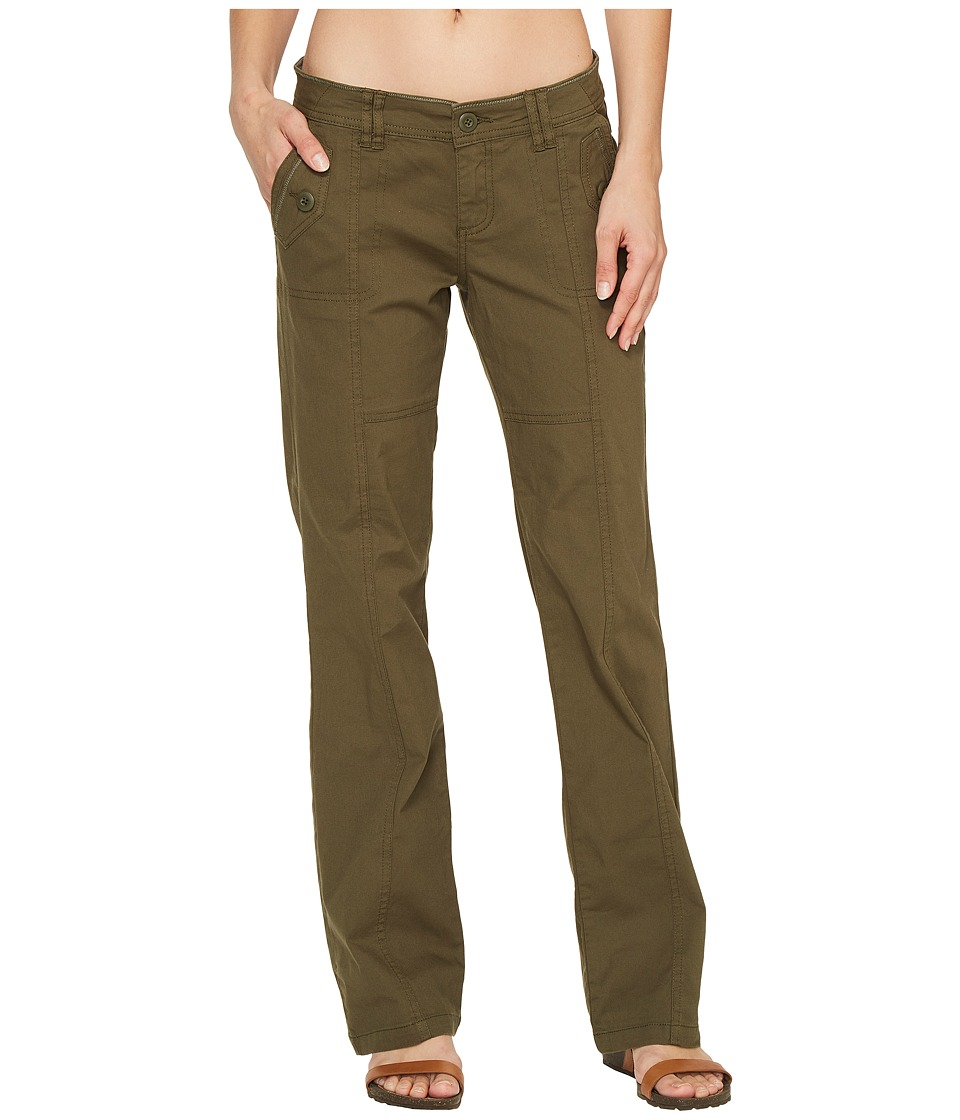 Prana - Mazie Pants (Cargo Green) Women's Casual Pants