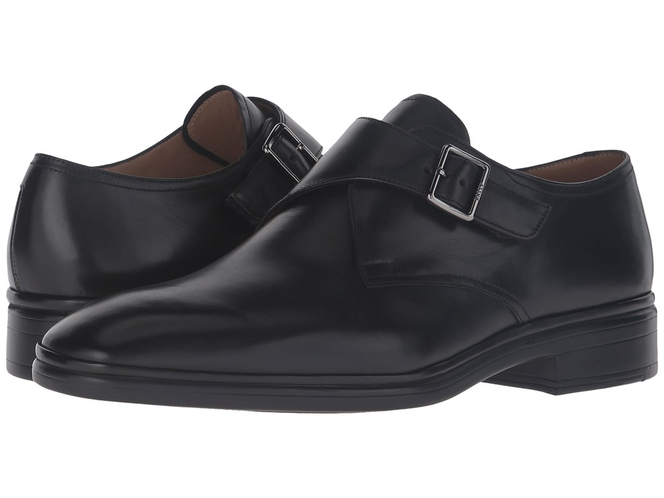 Bally - Nelzon (Black) Men's Shoes