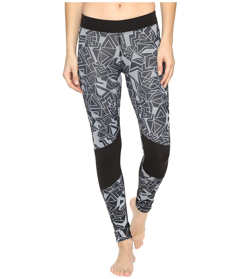 The North Face - Motus Tights III (TNF Black 90s Geo Print (Prior Season)) Women's Casual Pants