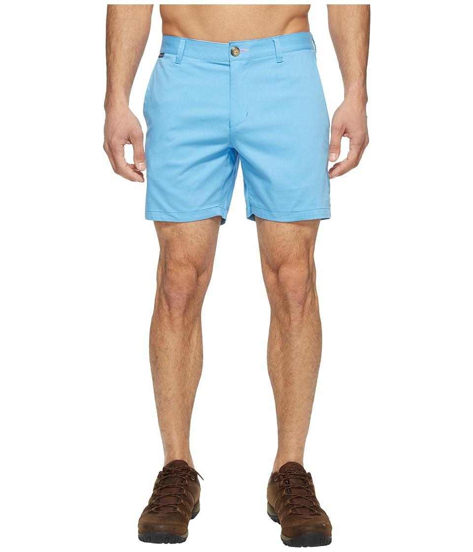 Columbia - Harborside Chino Shorts (Yacht) Men's Shorts