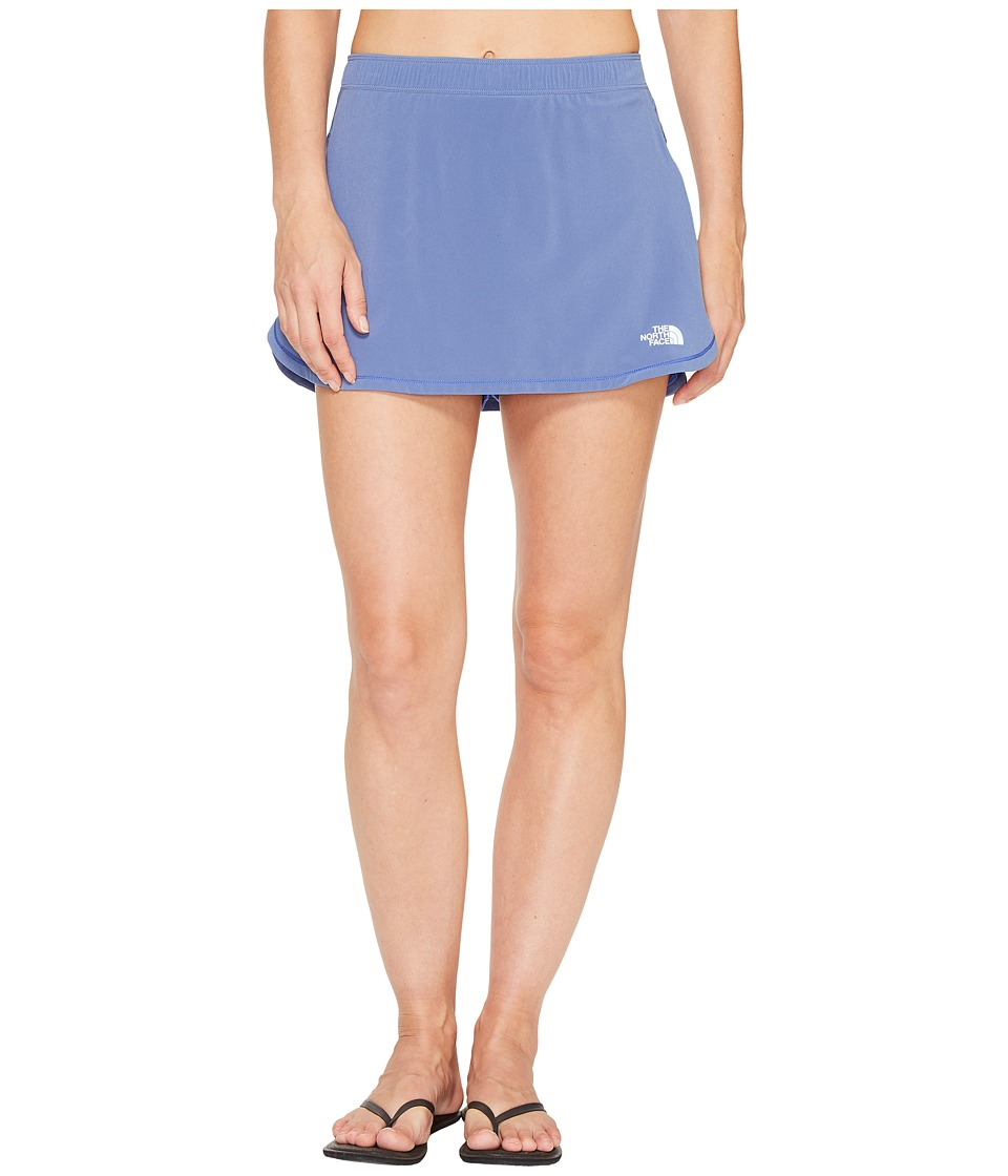 The North Face - Runagade Woven Skorts (Coastal Fjord Blue/Amparo Blue (Prior Season)) Women's Skort