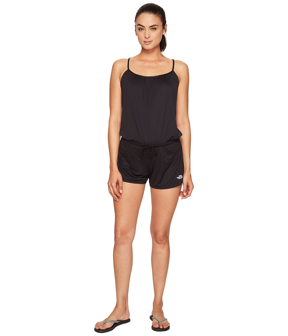 The North Face - Runagade Onesie (TNF Black (Prior Season)) Women's Jumpsuit & Rompers One Piece