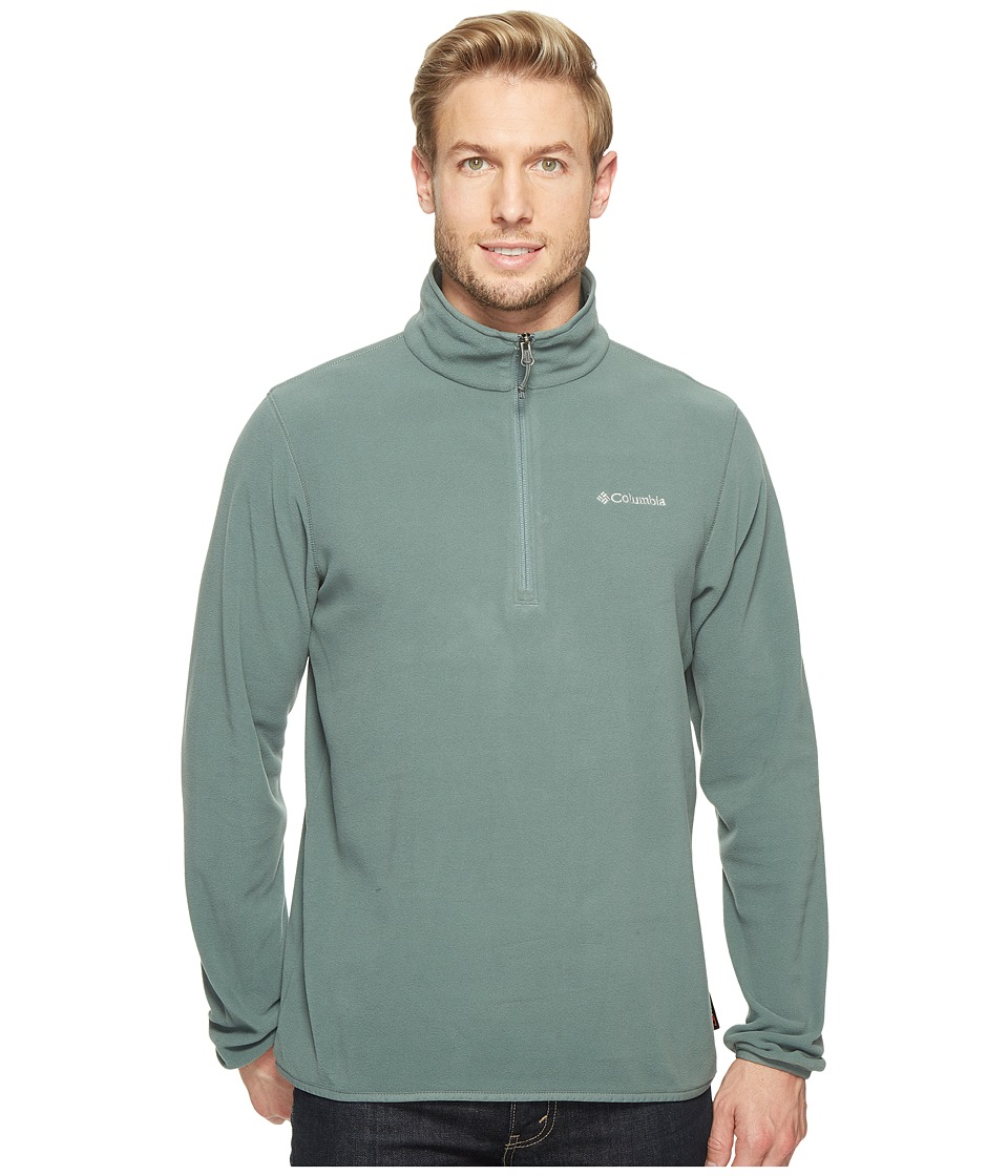 Columbia - Ridge Repeattm Half Zip Fleece (Pond) Men's Sweatshirt
