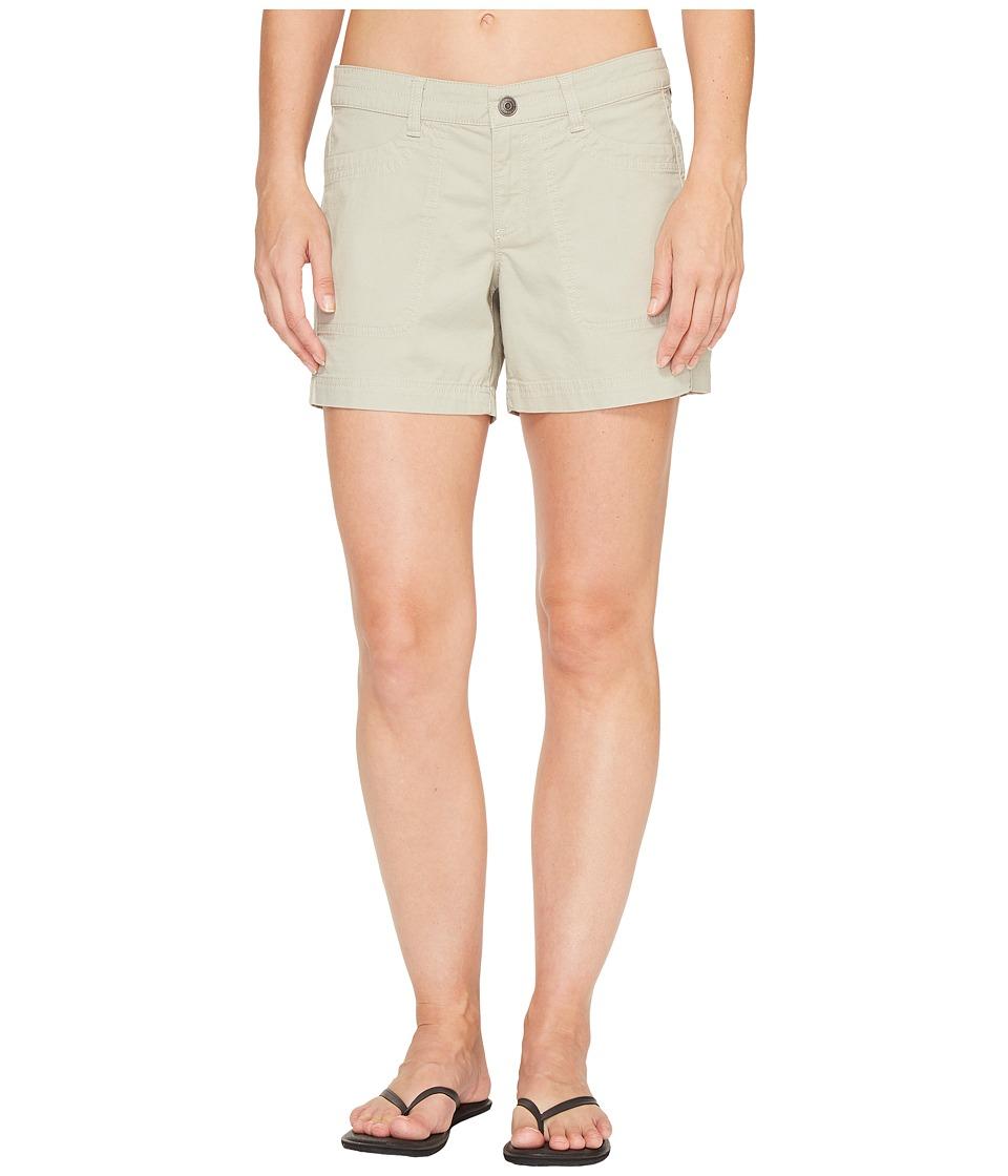 The North Face - Boulder Stretch Shorts (Granite Bluff Tan (Prior Season)) Women's Shorts