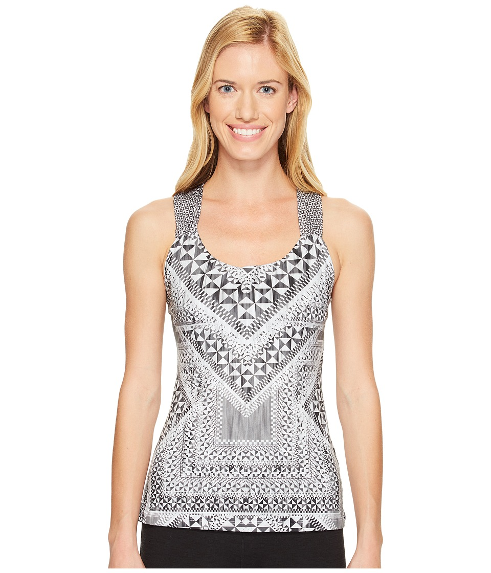 Prana - Phoebe Top (Black Luna) Women's Sleeveless