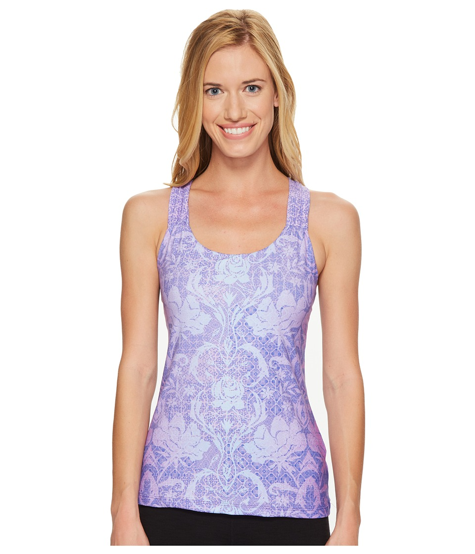 Prana - Phoebe Top (Cobalt Dreamer) Women's Sleeveless