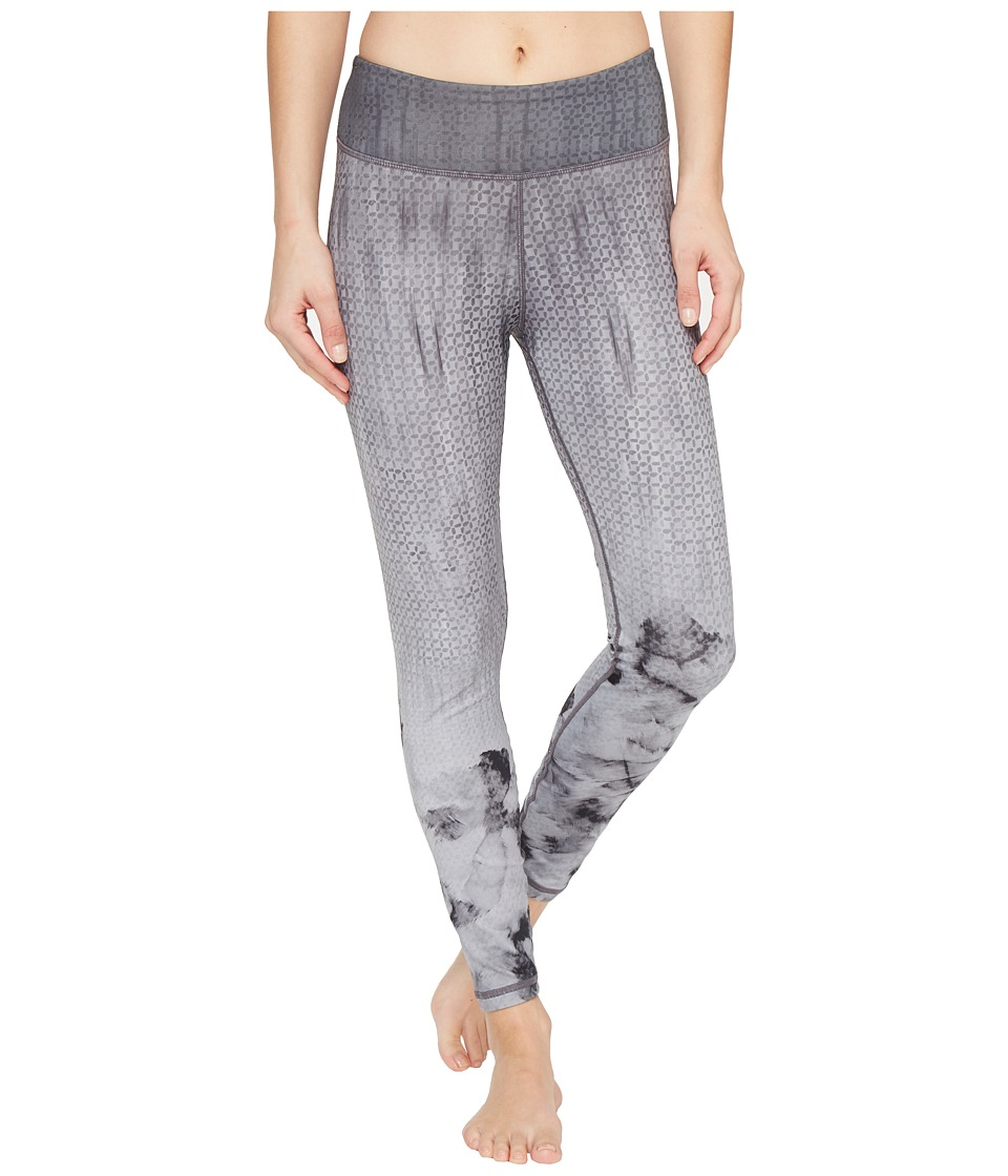 Prana - Roxanne Printed Legging (Black Bloom) Women's Casual Pants