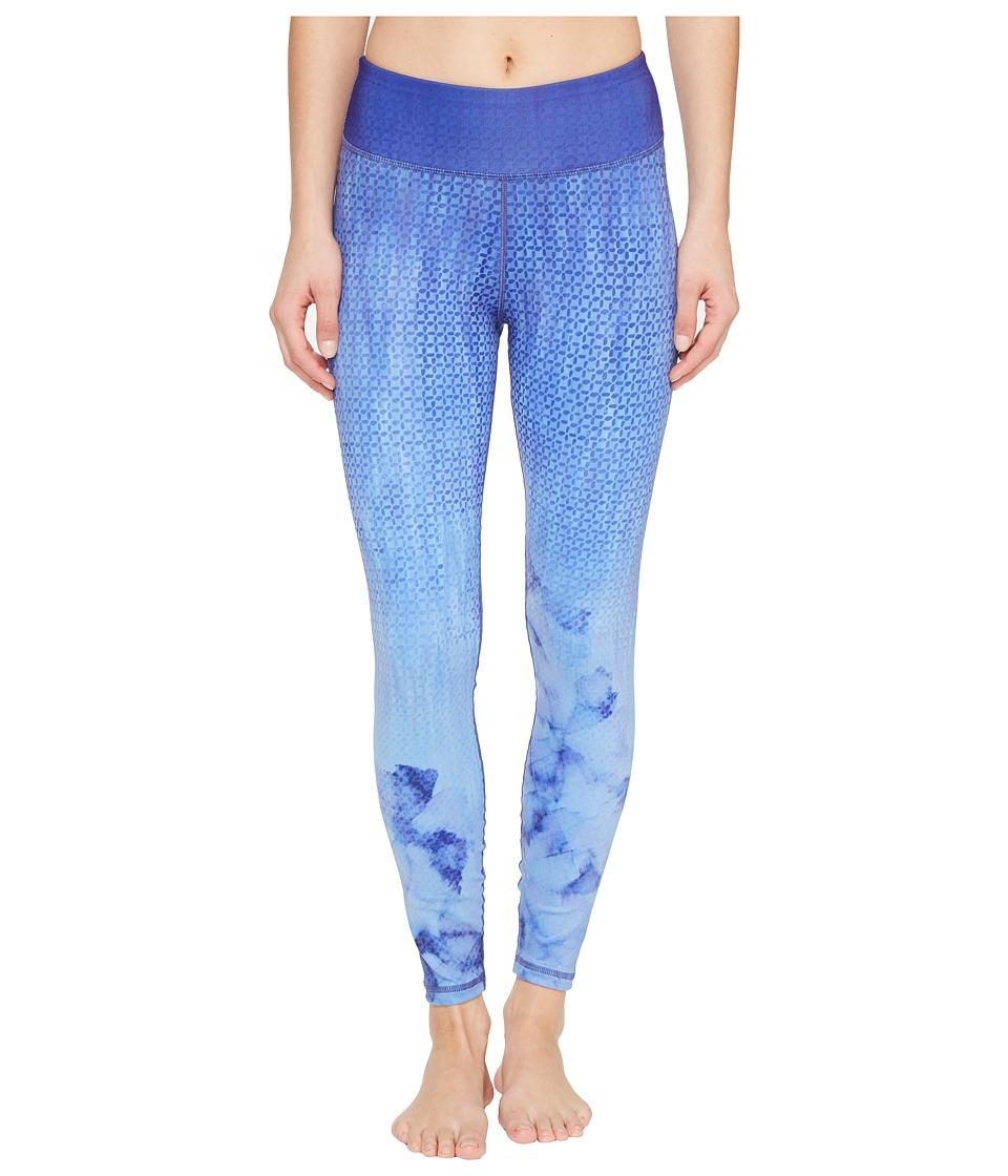 Prana - Roxanne Printed Legging (Lavender Bloom) Women's Casual Pants
