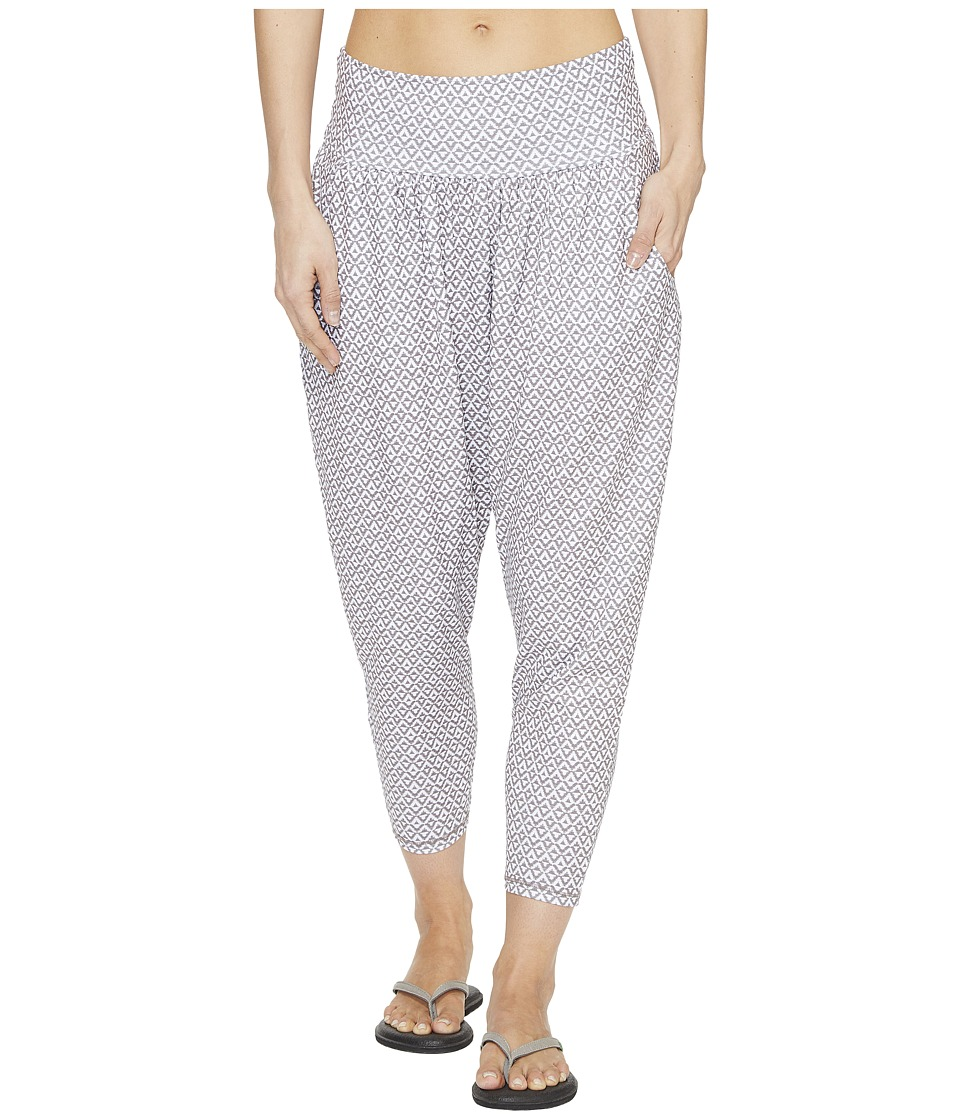 Prana Ryley Crop (Moonrock Compass) Women