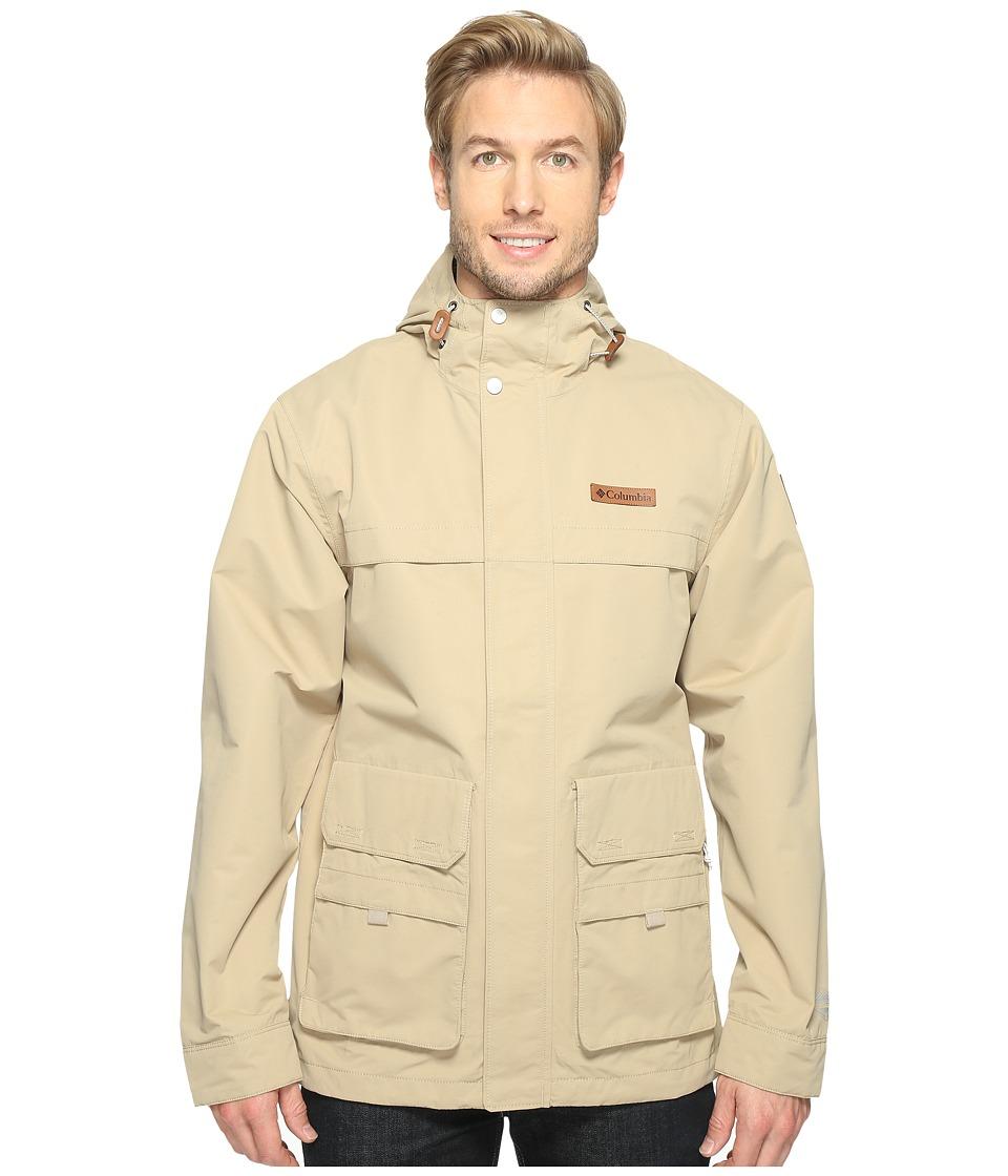 Columbia - South Canyon Jacket (British Tan) Men's Coat