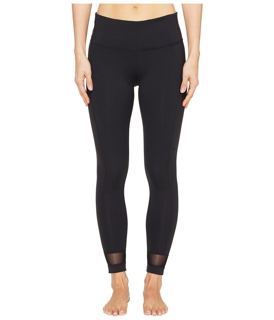 Prana - Nile Leggings (Black) Women's Casual Pants