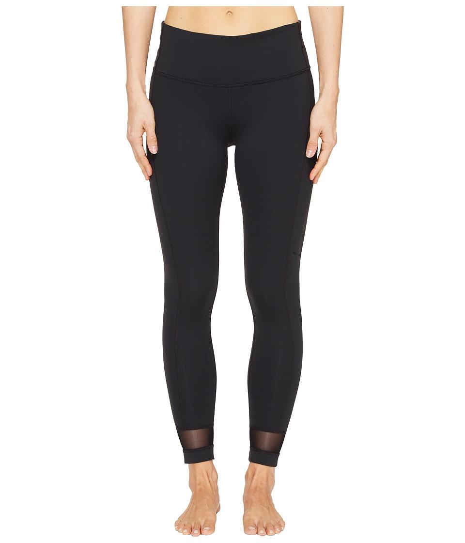 Prana - Nile Leggings (Black) Women's Casual Pants