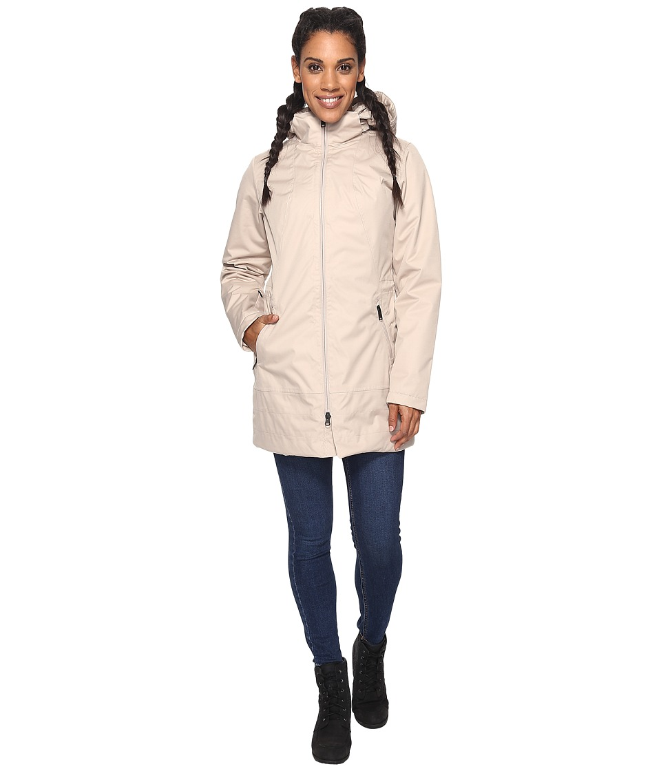 The North Face - Insulated Ancha Parka (Simply Taupe (Prior Season)) Women's Coat