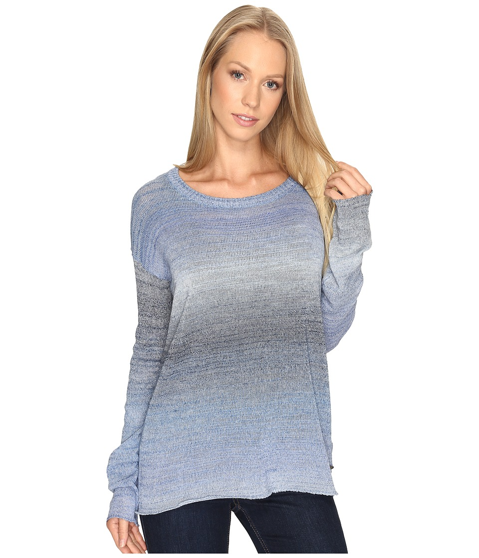 Prana - Nightingale Sweater (Indigo) Women's Sweater