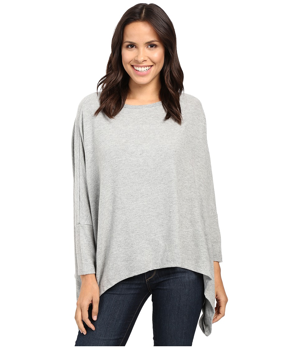 Project Social T - Sunday Slouched Dolman (Grey) Women's Clothing