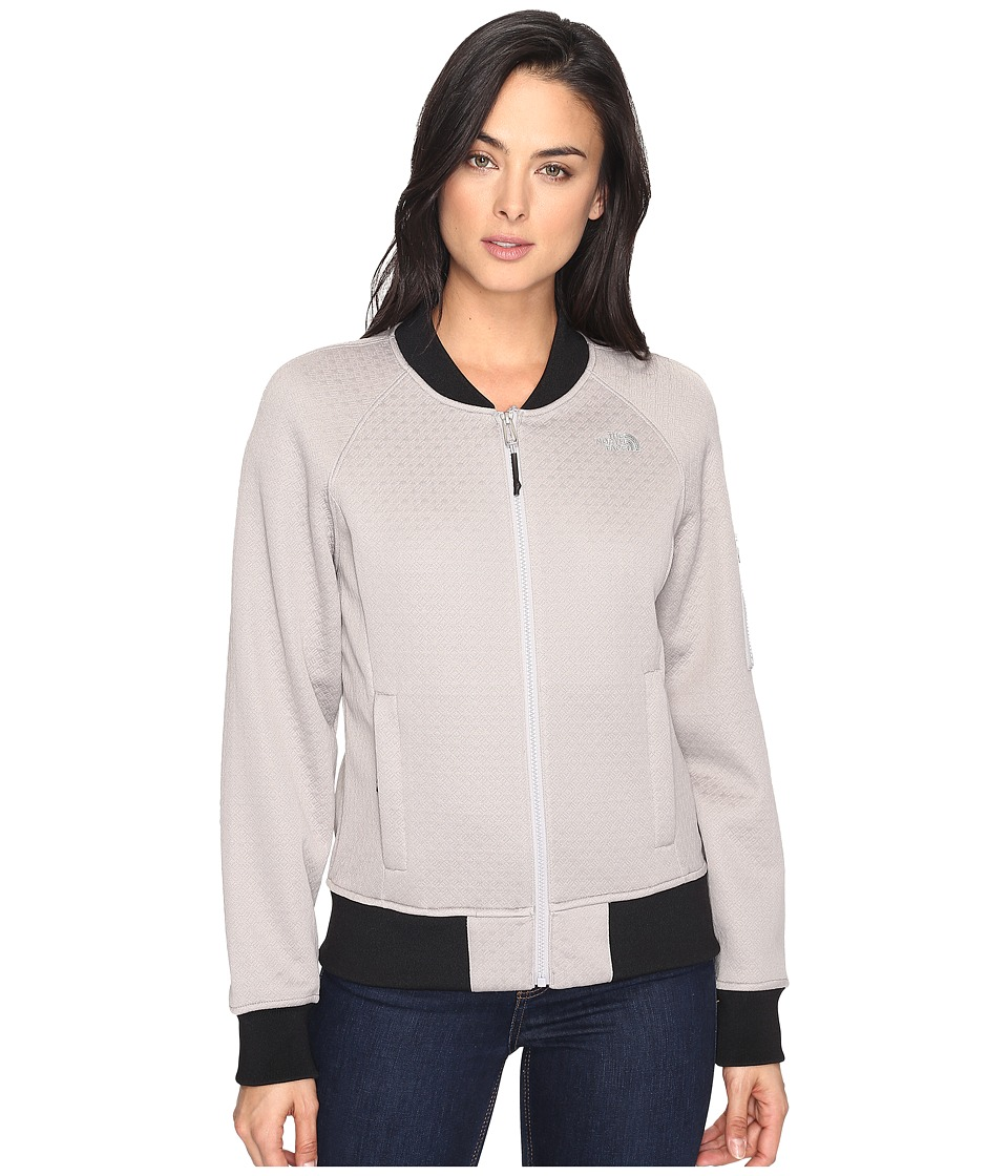 The North Face - Kelana Bomber Jacket (Metallic Silver (Prior Season)) Women's Coat