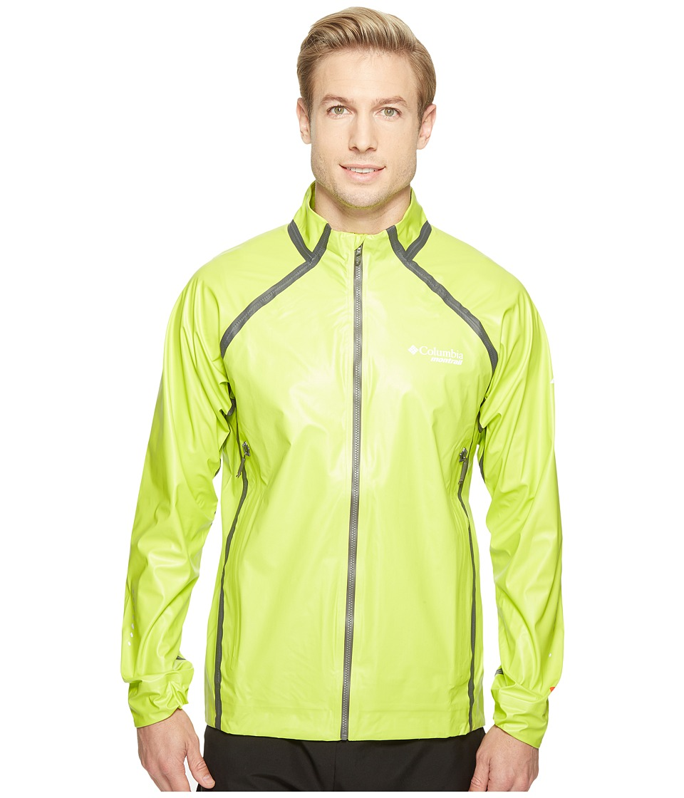 Columbia - Outdry Ex Hybrid Training Jacket (Voltage) Men's Coat