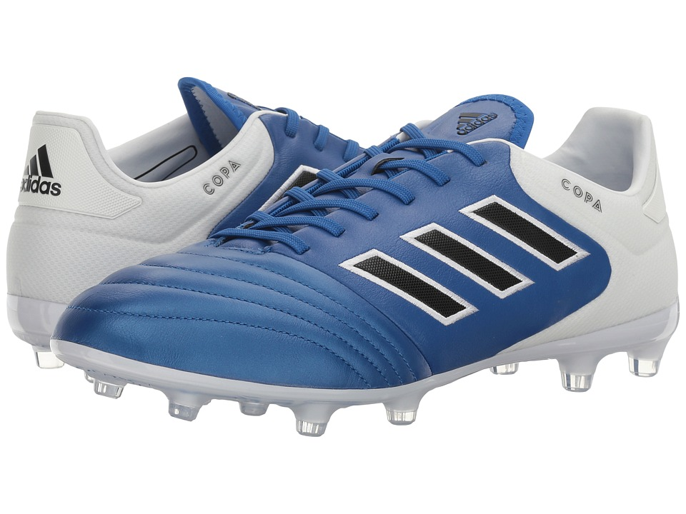adidas - Copa 17.2 FG (Blue/Core Black/Footwear White) Men's Soccer Shoes