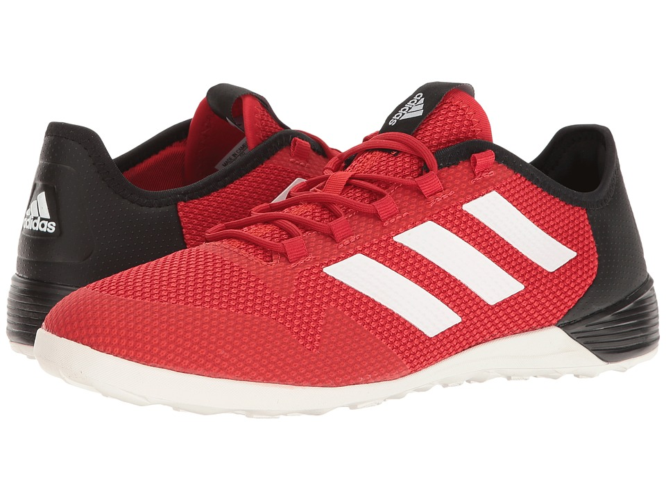 adidas - Ace Tango 17.2 IN (Red/Footwear White/Core Black) Men's Soccer Shoes