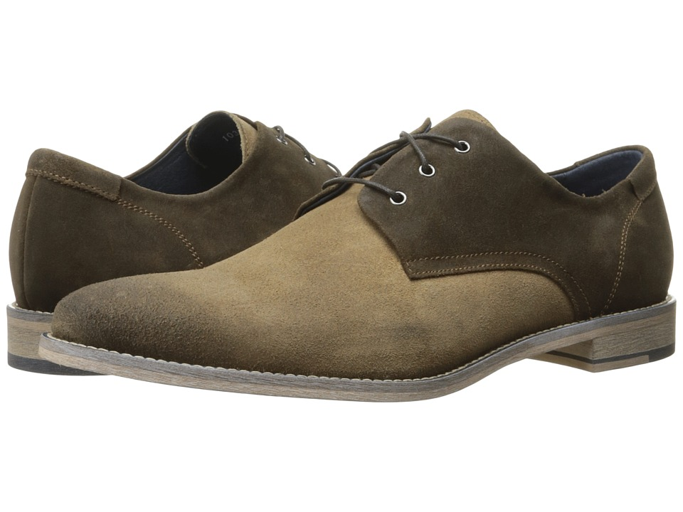 Gordon Rush - Thompson (Brown/Tan) Men's Shoes