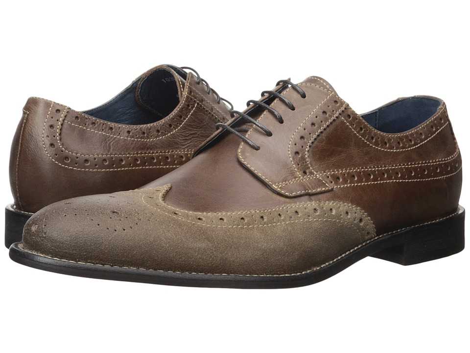 RUSH by Gordon Rush - McCoy (Dark Brown/Grey) Men