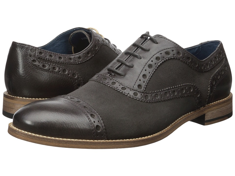 RUSH by Gordon Rush - Logan (Dark Brown/Grey) Men