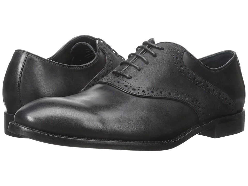 Gordon Rush Jensen (Black/Black) Men