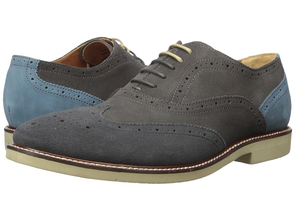 Gordon Rush Rowe (Charcoal/Navy) Men