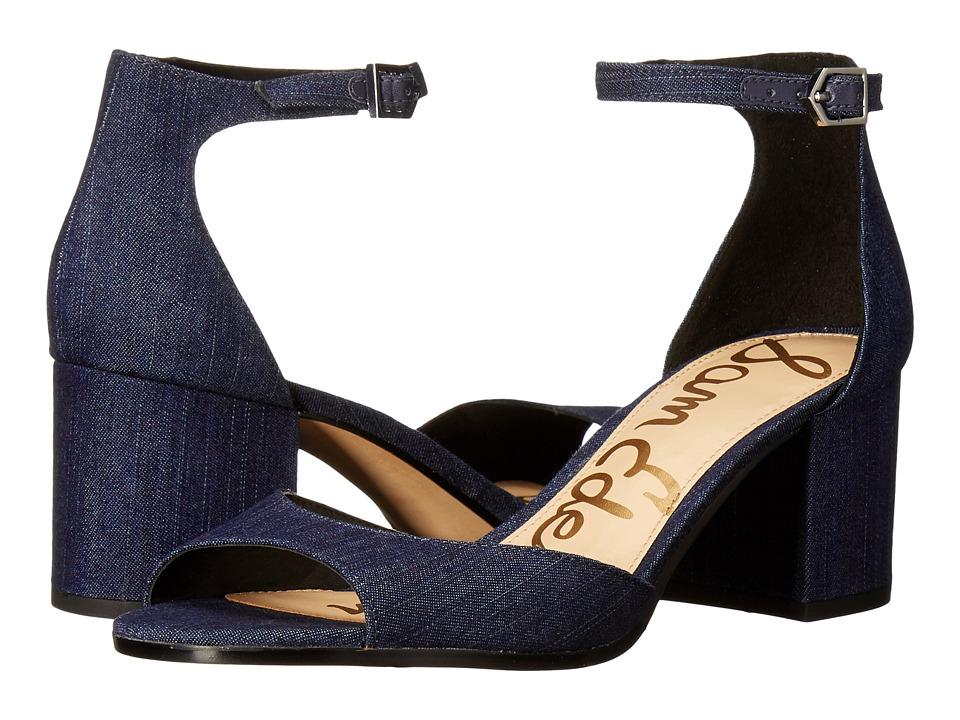 Sam Edelman - Susie (Navy Denim) Women's Shoes