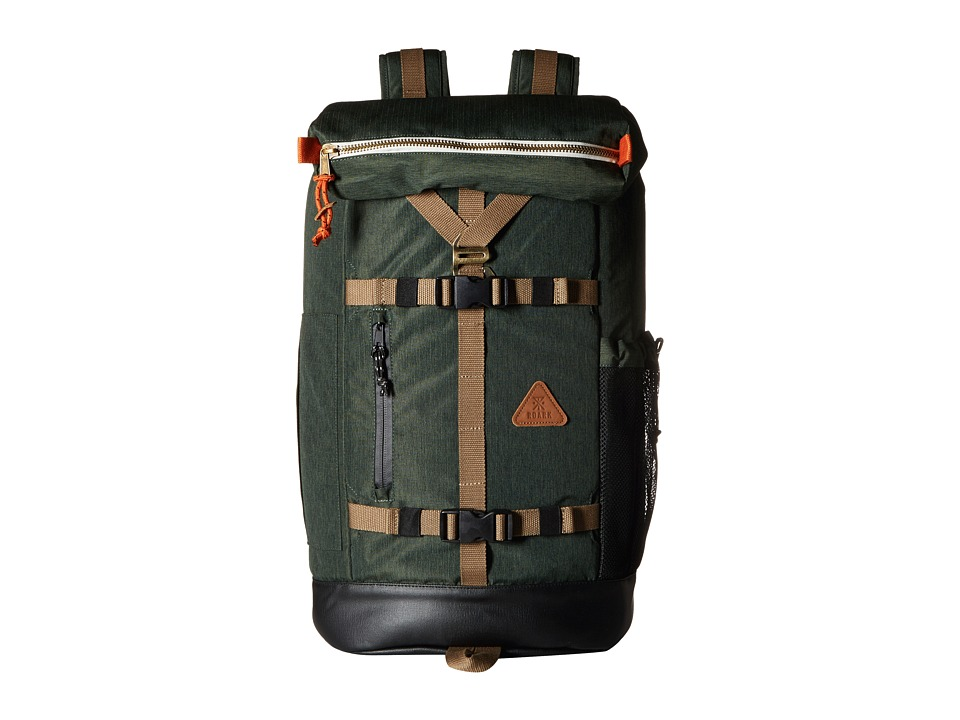 Roark - Crux 3-Day Pack (Green) Day Pack Bags
