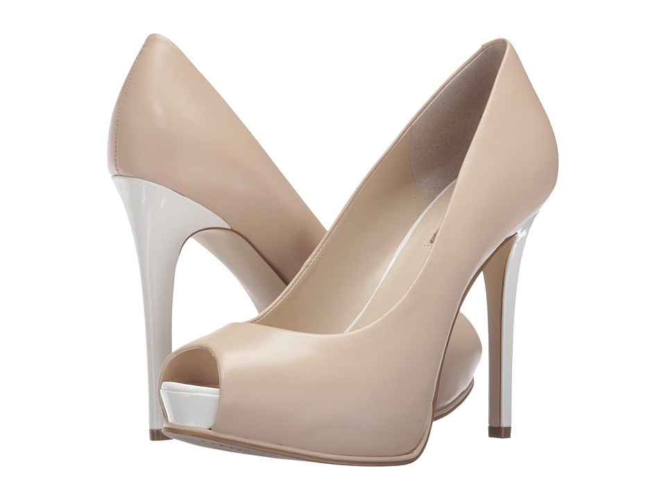 GUESS - Honora (Natural) High Heels