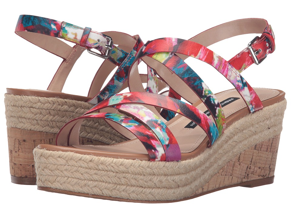 French Connection - Liya (Fracture Flow) Women's Shoes