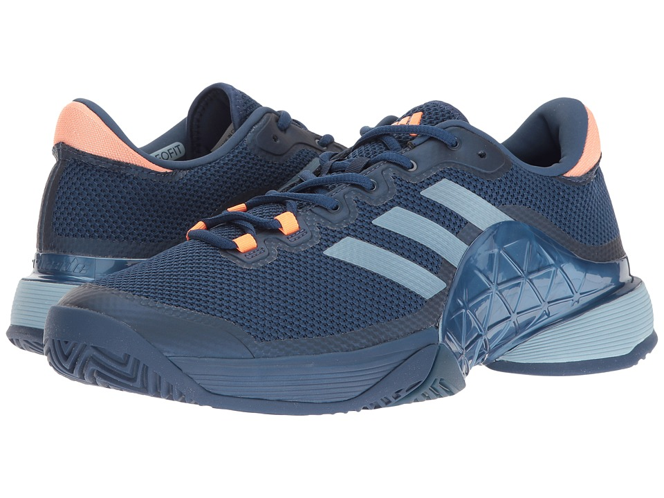 Men S Barricade  Tennis Shoes Mystery Blue And Easy Blue