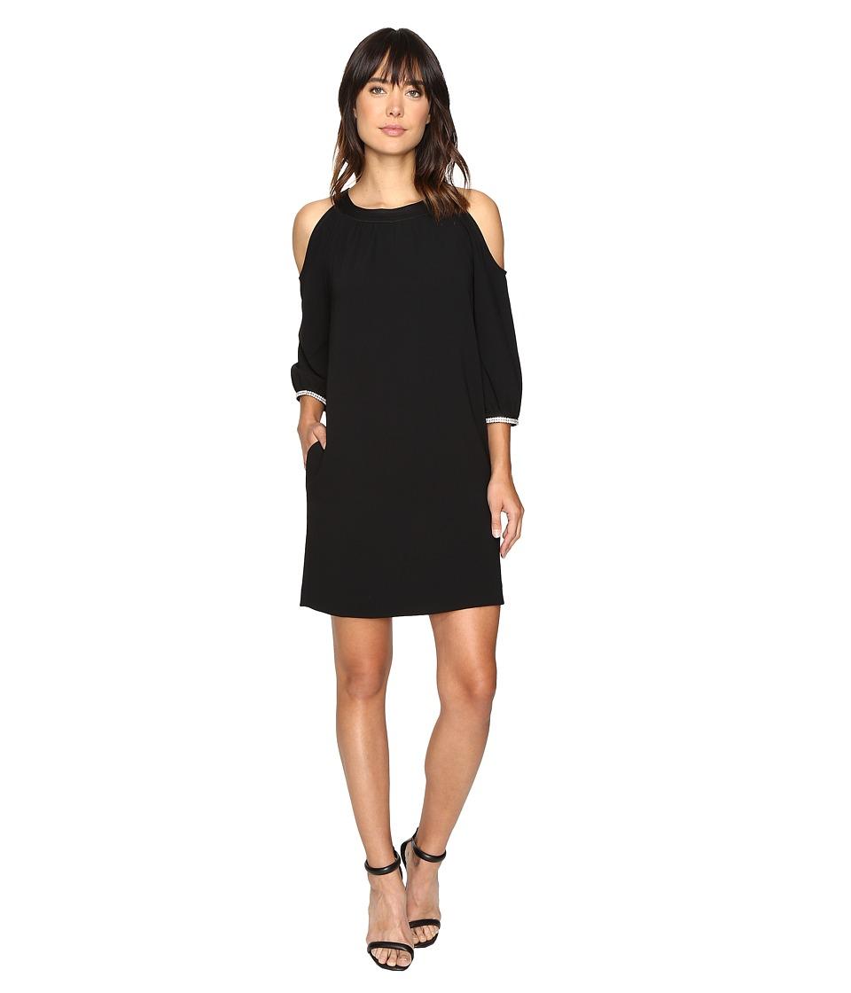 Trina Turk - Sicily Dress (Black) Women's Dress