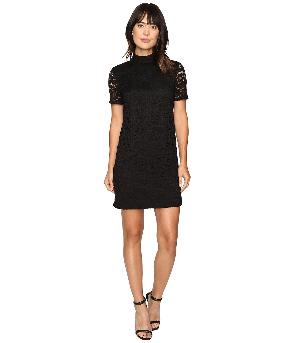 Trina Turk Rarity Dress (Black) Women