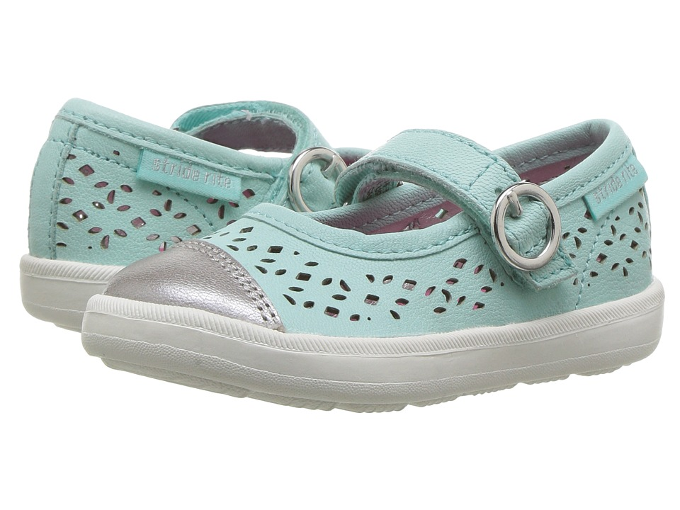 Stride Rite - Poppy (Toddler/Little Kid) (Turquoise) Girls Shoes