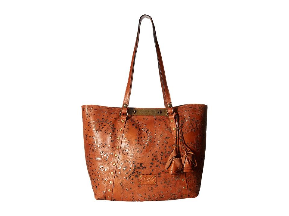 Patricia Nash - Benvenuto (Tan 1) Tote Handbags