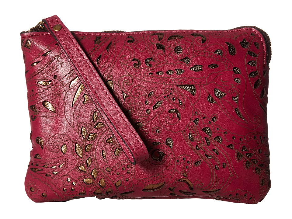Patricia Nash - Cassini Wristlet (Rose) Wristlet Handbags