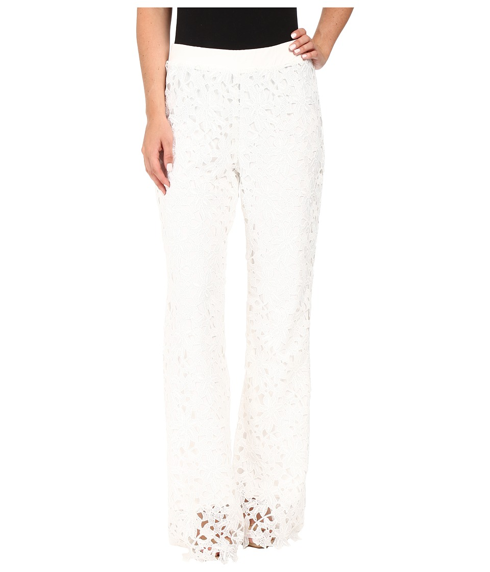 Union of Angels - Diega Pants (White) Women's Casual Pants