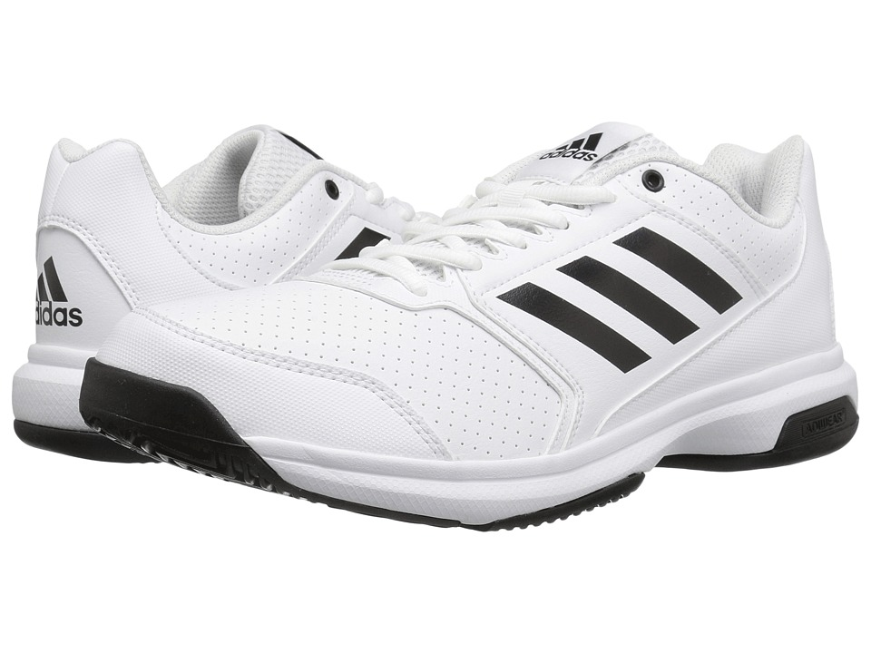 adidas Adizero Attack (White/Black) Men