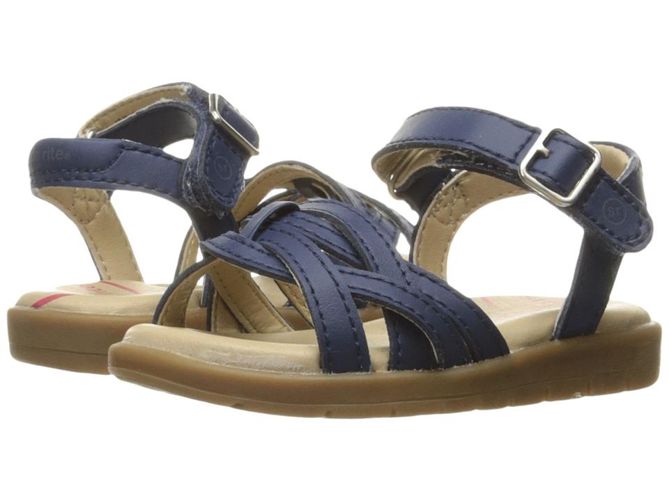 Stride Rite - Millie (Toddler/Little Kid) (Navy) Girl's Shoes