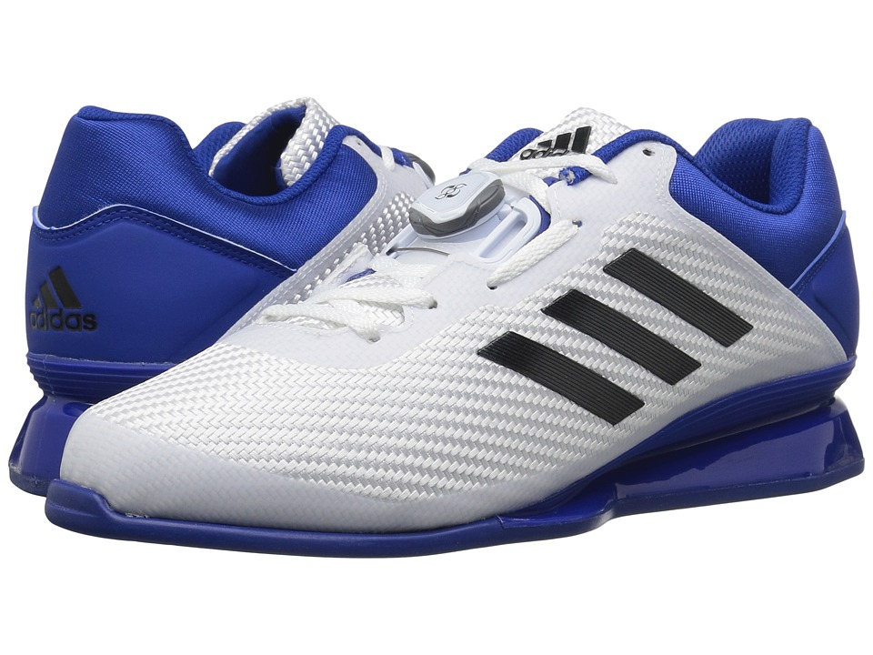 adidas - Leistung 16 II (Footwear White/Core Black/Collegiate Royal) Men's Cross Training Shoes