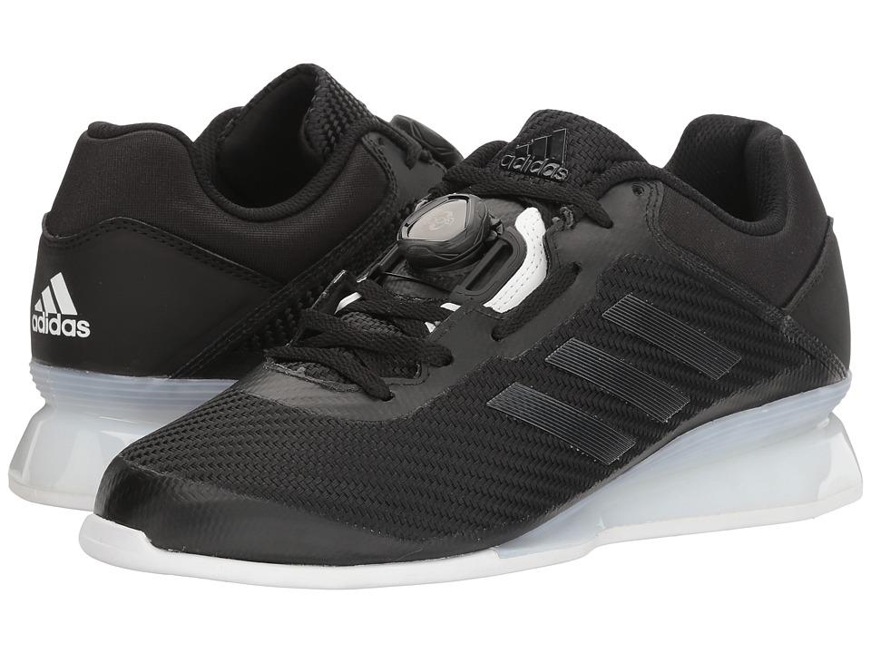 adidas - Leistung 16 II (Core Black/Footwear White) Men's Cross Training Shoes